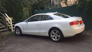 2014 Audi A5 Coupe (2 door) lease transfer