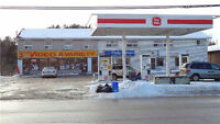 Established Gas Station 4 sale with plaza and condos in Durham