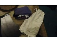 Small bundle of mens clothes