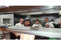Superstar commi and cdp's chefs required for Tooting's best gastro pub.