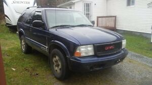 2005 GMC  Jimmy 4x4