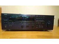 Yamaha RX-V590RDS receiver