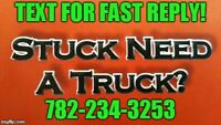 TRUCK FOR HIRE - MOVES AND DELIVERY - XMAS TREES, STUFF, ETC