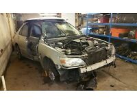 lexus is200 breaking manual lsd 1gfe engine exhaust toyota altezza parts