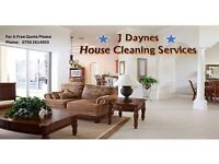 J Daynes House Cleaning Services