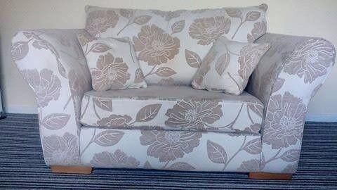 2 x 2 seater sofas very good condition
