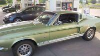 Ontario, Canada Classic Mustang 64-73