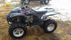 07 wolverine 450 quick select 4x4