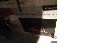 Foyer électrique 750W/1500W 3 façons de l'installer Saint-Hyacinthe Québec image 3