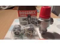 Thermostatic Mixing Valve TMV3 Bossmix NEW unused