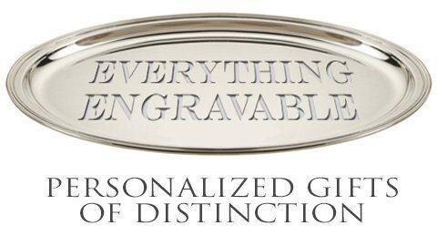 Personalize engrave it