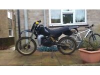 125cc Honda mtx