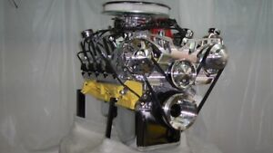 New 302 Ford crate Engine