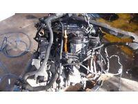 audi vw skoda AVB engine gearbox 5speed ,clutch , shafts ,a4, passat , octavia , bora
