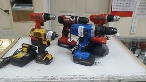 POWER DRILLS STARTING AS LOW AS $32.99 ON SALE @ ABC!