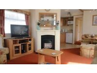 GREAT VALUE DOUBLE GLAZED CENTRAL HEATED CARAVAN AT SOUTHERNESS