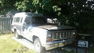 1984 Dodge Other Pickups Pickup Truck
