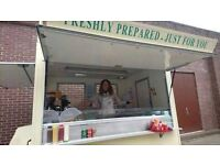 Catering Food Trailer to rent - Good price