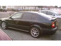 remapped auq Mk1 remapped Skoda Octavia vrs 2003 1.8 turbo petrol