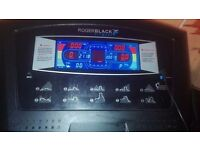 Roger Black Gold Plus Treadmill,Under 2 yrs old, barely used, fully assembled, open to offers
