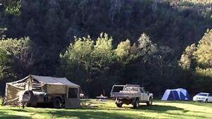 2010 Tambo Cooper Camper Trailer Farrar Palmerston Area Preview
