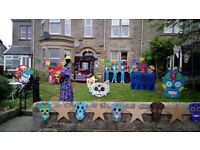 'Day of the Dead' Gala Day Decorations