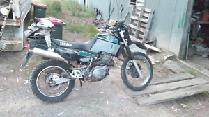 XT600 Yamaha Wauchope Port Macquarie City Preview