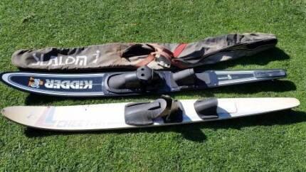 Kidder & Cheetah Water Skis