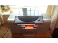 SONY Stereo System with Deck