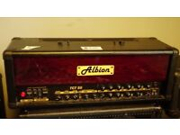 Albion TCT 50 Guitar Amp Head £150