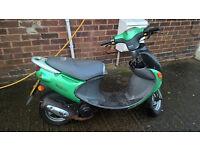pgo rodoshow 50cc moped mot'd spares-07398292451