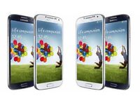 Samsung Galaxy S4 Available White, Dark Red and Black
