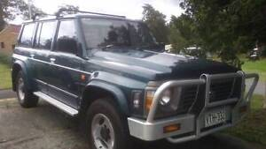 1995 Nissan Patrol Lake Macquarie Area Preview