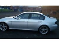 IMMACULATE 2005 BMW320D FSH MOT NOV QUICK SALE £2350ONO MAY SWAP PX