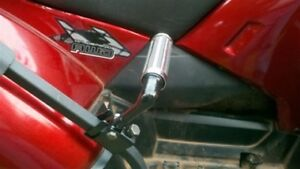 CAN AM Outlander G2 Fender Protectors and Foot Pegs in Stock!