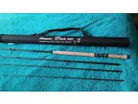 BRAND NEW SHAKESPEARE ORACLE SPEY SALMON ROD 13FT{ REDUCED REDUCED}