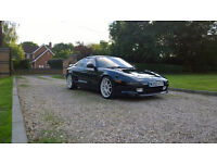 1994 MR2 Rev3 Turbo 3SGTE Jet Black GTS With Staggered Alloys