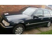 mecedes 1800 Automatic estate 1999. sale or p/x