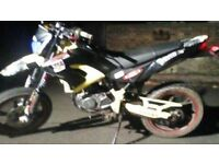 ksr tw 125 sm for sale or trade