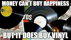 I'd love to add your vinyl record LPs to my collection!