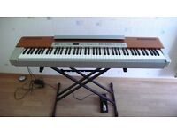 Yamaha P-120 electric piano