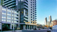 1 BEDROOM+DEN 1 BATH CONDO FOR RENT IN MISSISSAUGA SQUARE ON