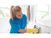 £8per hour-No extra cost,Reliable,Professional,Regular House Cleaner,IroningService,End of Tenancy