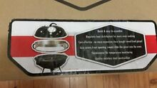 kettle bbq conversion kit for making pizzas Revesby Bankstown Area Preview