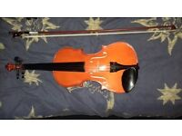 Cremona 4/4 Violin with Case and Accessories