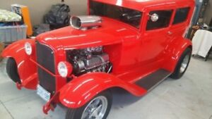 An  amazing 1930 ford model A