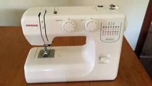 Janome Sewing Machine model JR 1012 Wodonga Wodonga Area Preview