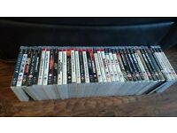 playstation 3 with 38 games 1 controller also has charging dock and hands free set for online gaming