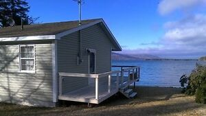 Private Cottage Steps from Bras D'or Lakes