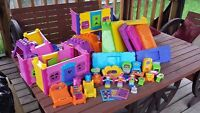 **Mega Bloks Doll House** (CALL OR TEXT ONLY @ 250-640-1369)